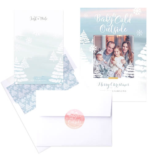 Baby Its Cold Outside Christmas Collection