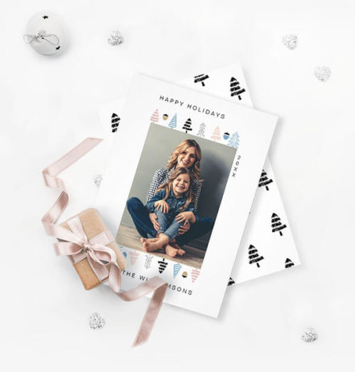 Holiday Christmas Photo Cards