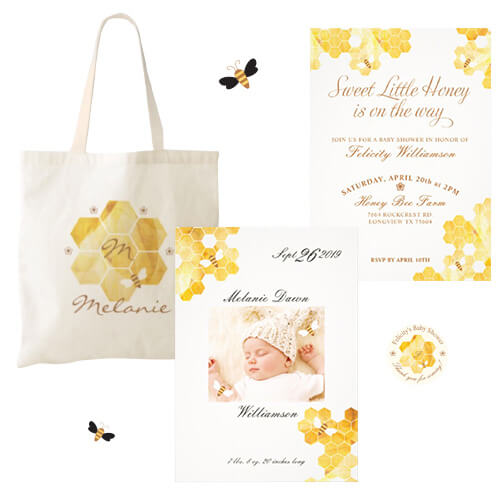 Sweet Honey Bee Party Event