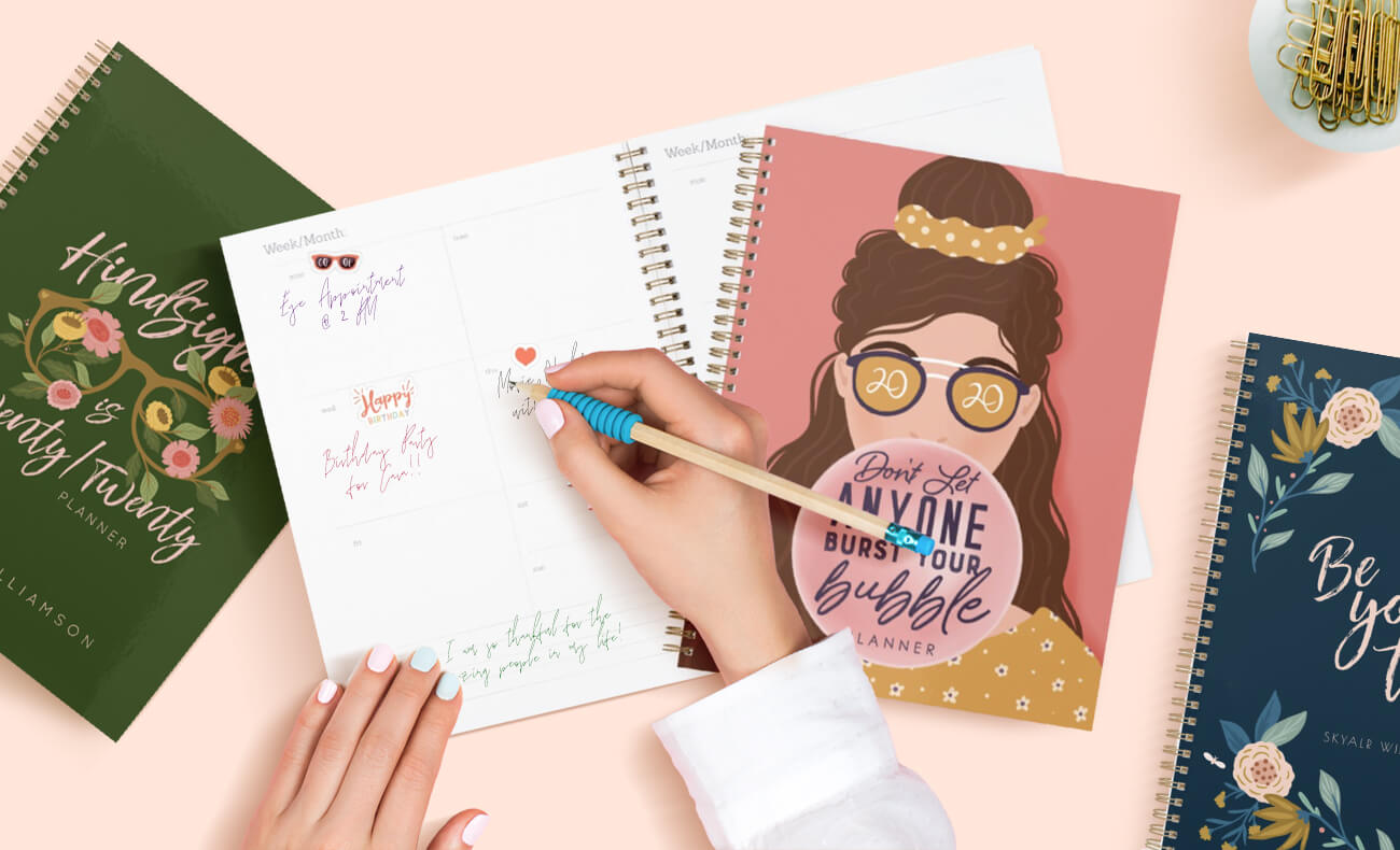 10 Best Motivational Planners to Totally Crush it in 2020