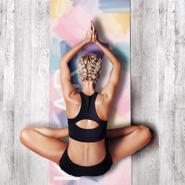Yoga Mats For Your Zen Space By Moodthology Papery