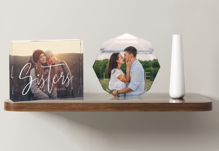 Cherish Family Memories with Custom Family Photo Accessories By Moodthology Papery
