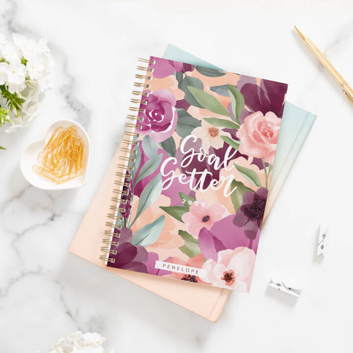 Motivational Planners By Moodthology Papery