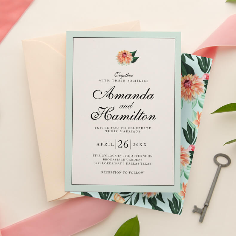 Timeless Blooms Vintage Wedding Collection By Moodthology Papery