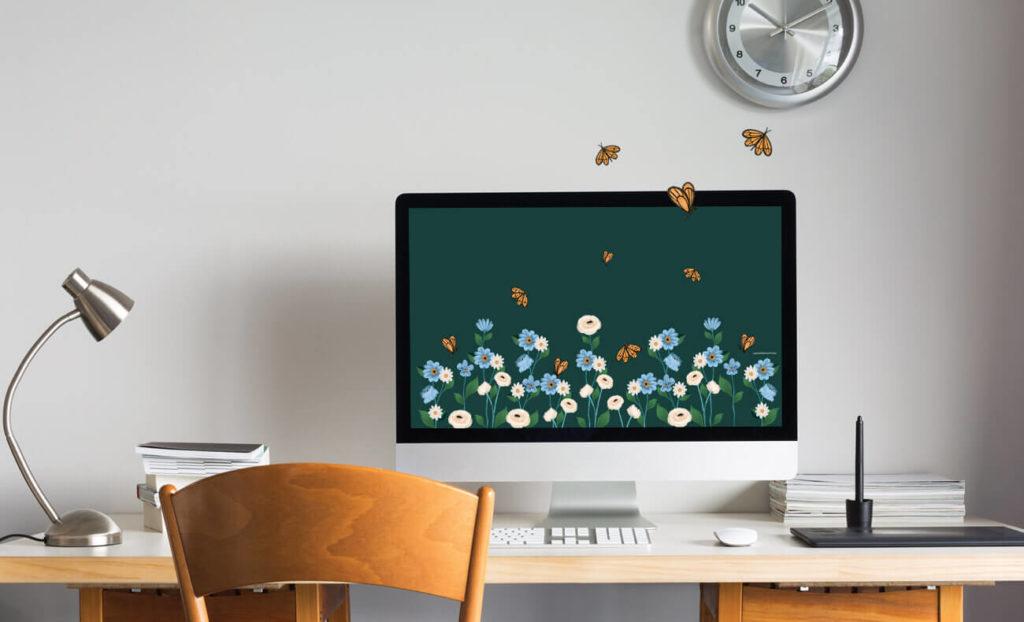 June free desktop wallpaper