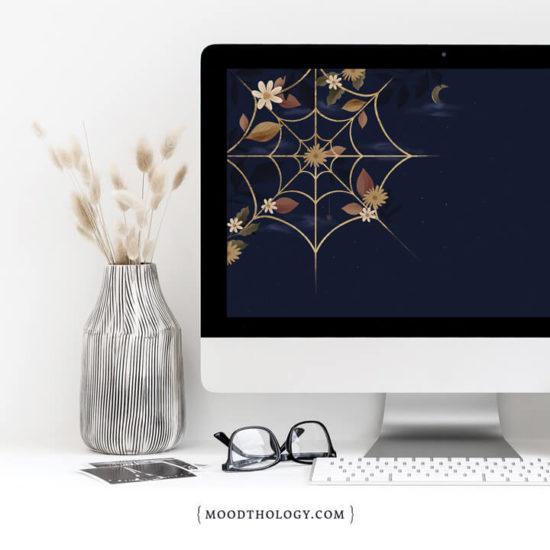 October Desktop Wallpaper By Moodthology Papery