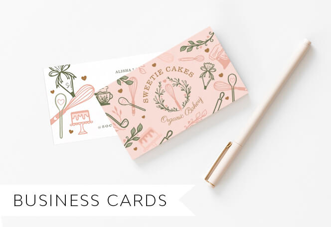 Shop Business Cards By Moodthology Papery
