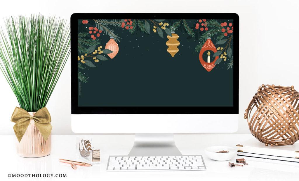 December 2020 Free Desktop Wallpaper