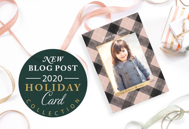 New 2020 Holiday Card Collection By Moodthology Papery
