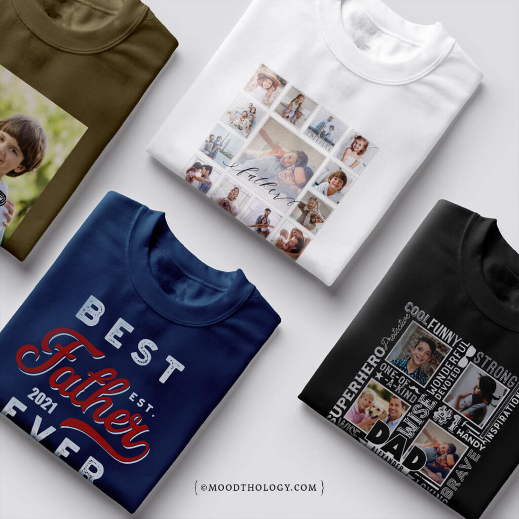 Father's Day Gift Guide 2021 - Shop T-Shirts