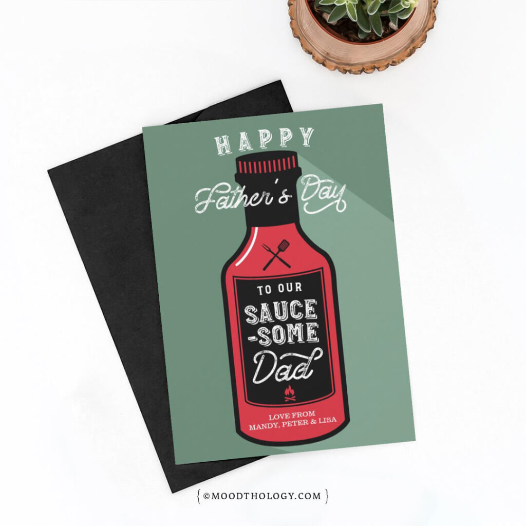 Father's Day Cards By Moodthology Papery
