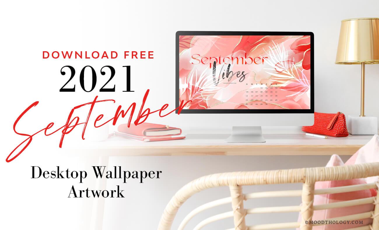September 2021 Free Desktop Wallpaper