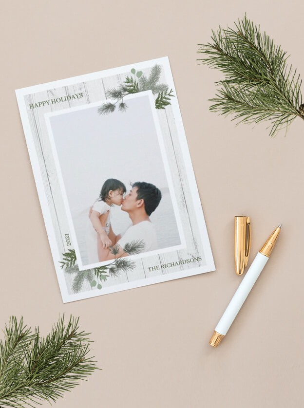 Birch & Pine Holiday Collection By Moodthology Papery